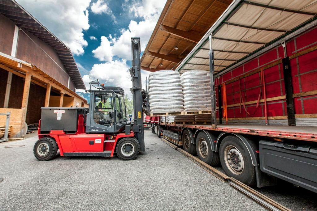Der Mitarbeiterstand in Kundl erhöht sich um 20 neue Arbeitsplätze.  Bildnachweis: Pfeifer Group (Abdruck honorarfrei)