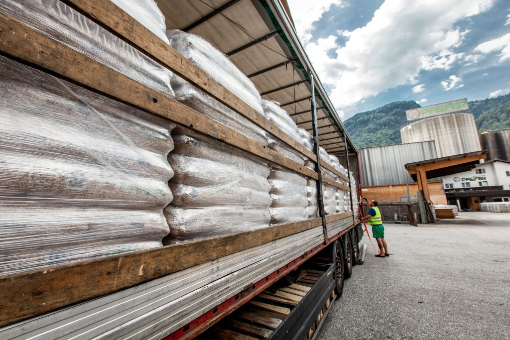 Fünf Millionen Euro investierte die Tiroler Pfeifer Group 2017 in Kundl. Bildnachweis: Pfeifer Group (Abdruck honorarfrei)