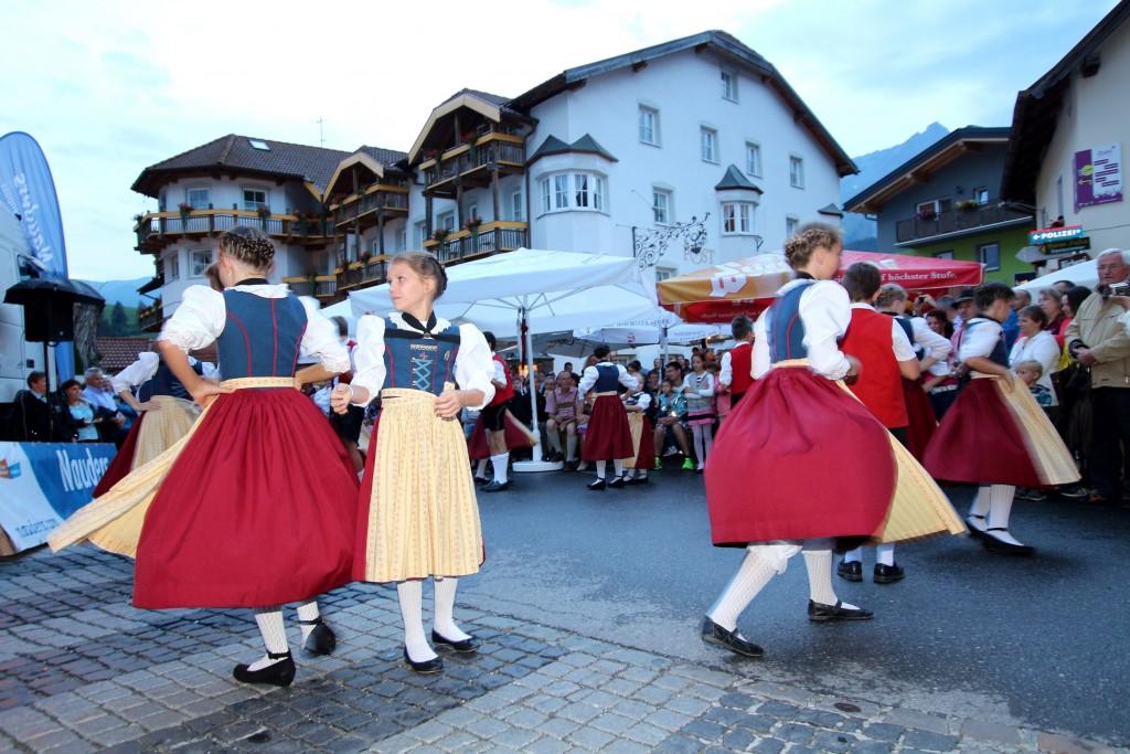 """""""Rock die Wadln"""" sorgt wieder für beste Stimmung in Nauders.  Bildnachweis: TVB Tiroler Oberland - Nauders Tourismus  (Abdruck honorarfrei)"""