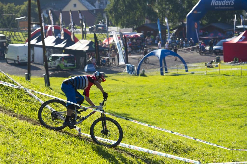 Drei Tage lang genießen internationale Biker Enduro der Extraklasse in der Dreiländer-Region. Bildnachweis: Manfred Stromberg (Abdruck honorarfrei)