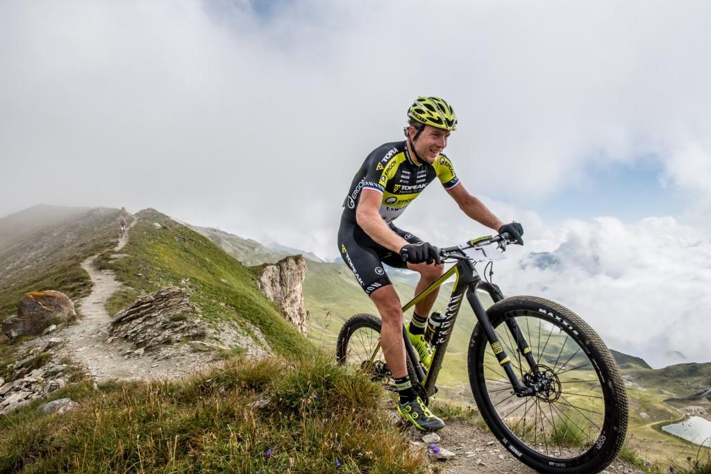 Kristian Hynek gewinnt den 23. Ischgl Ironbike Marathon - © TVB Paznaun-Ischgl