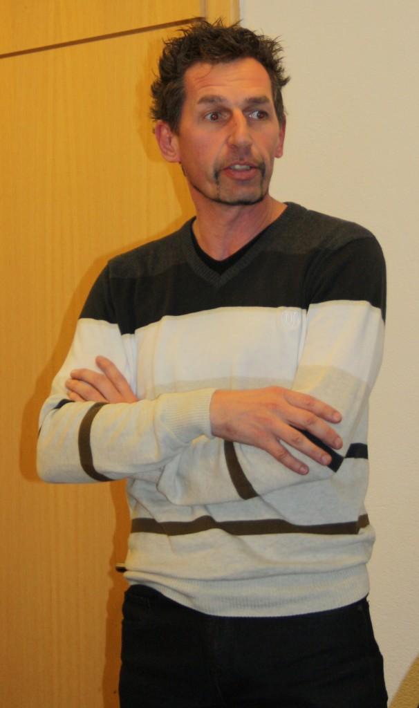 Kampfrichter Per-Olaf Schmid appellierte an die Veranstalter, die Checklisten genau einzuhalten.  Foto: TSV Bezirk Landeck/Elisabeth Zangerl