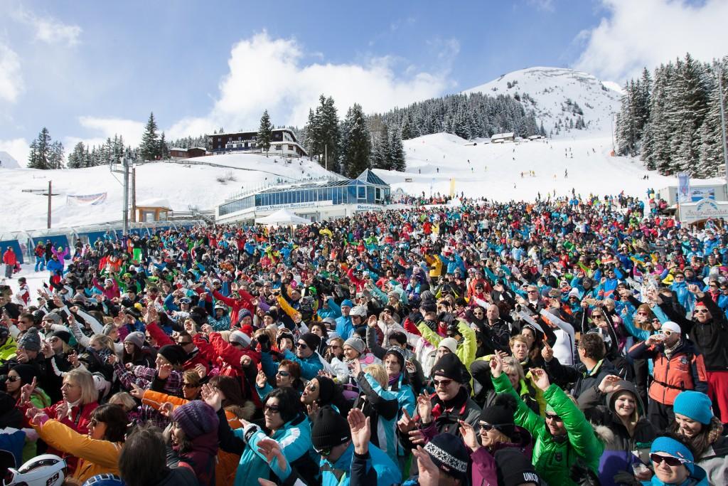Beim Bergbahnen Kappl Open Air ist gute Stimmung vorprogrammiert. Foto: Rene Prager