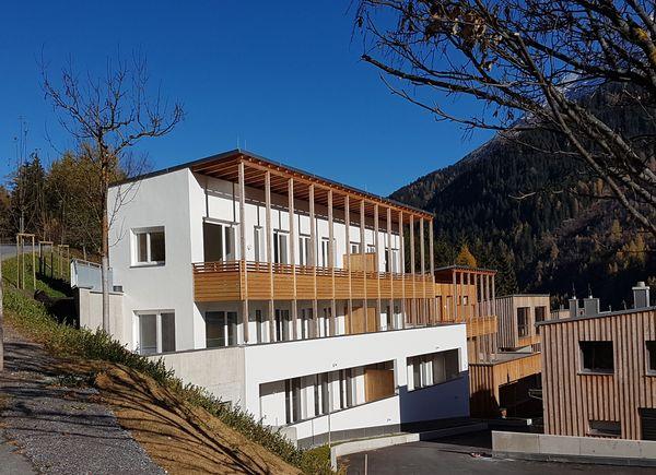 Besonders für die jungen Menschen in St. Anton ist leistbarer Wohnraum wichtig. Bildnachweis: Alpenländische (Abdruck honorarfrei)