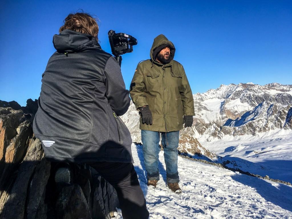 Erfolgsrapper Moses Pelham -  Bildnachweis: Jungle Productions (Abdruck honorarfrei)