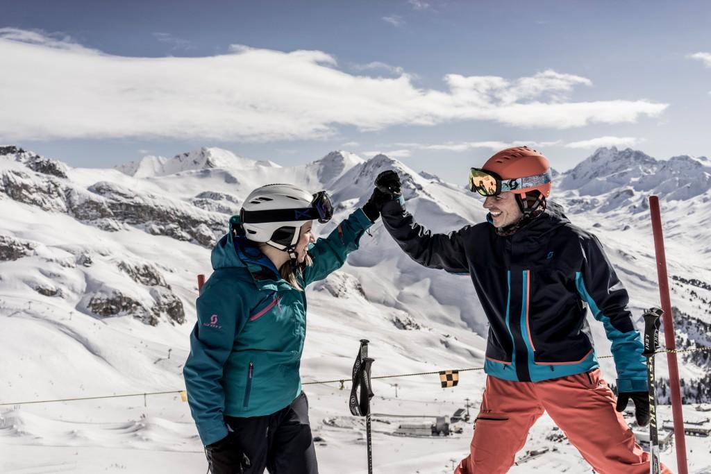 Ischgl wiederholt als Bestes Skigebiet der Alpen ausgezeichnet Copyright: TVB Paznaun – Ischgl