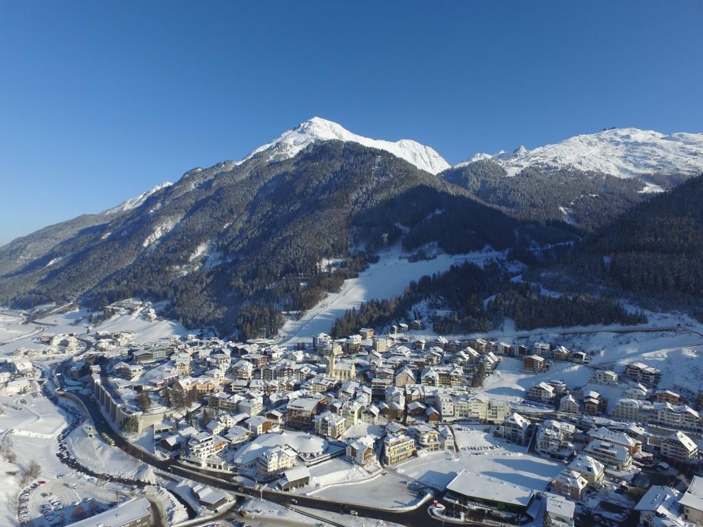 Die 1600-Seelen-Gemeinde Ischgl im Tiroler Paznaun Copyright: TVB Paznaun - Ischgl